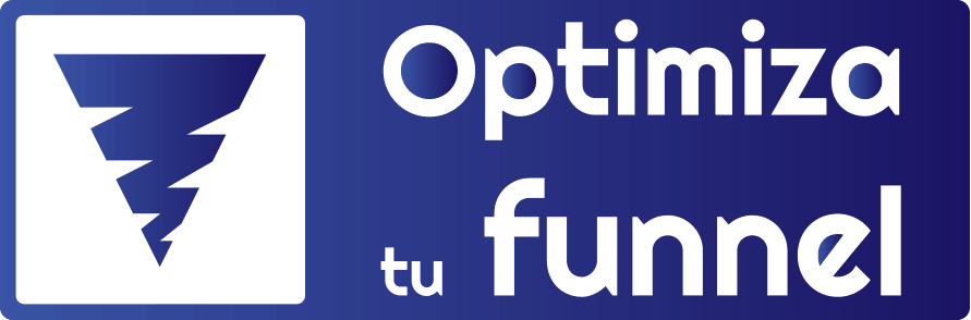Logotipo Optimiza tu funnel