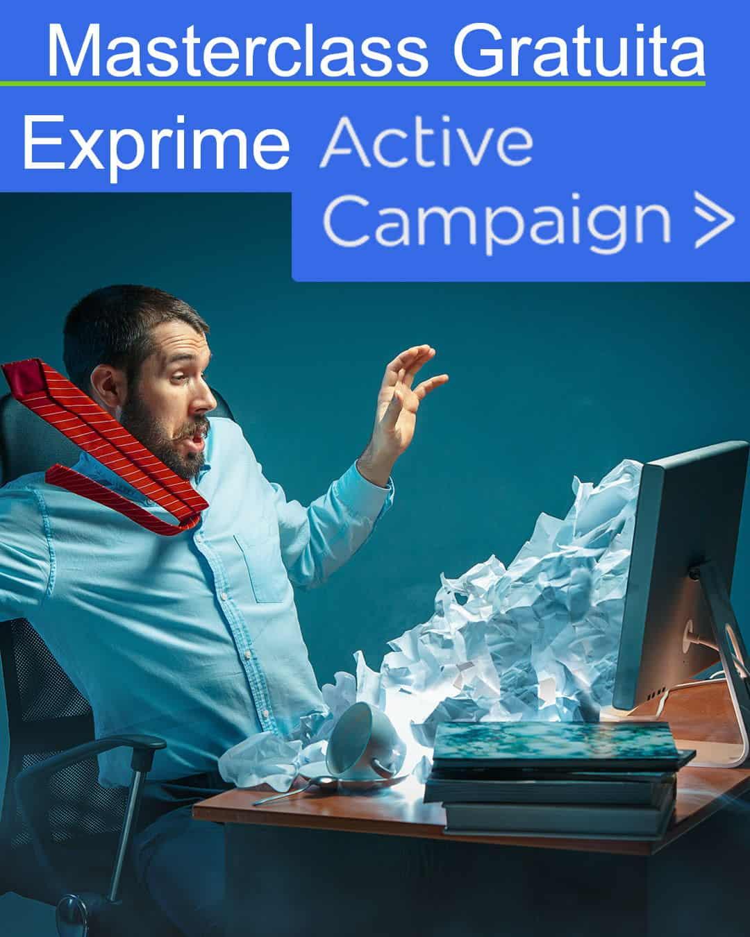 Masterclass ActiveCampaign