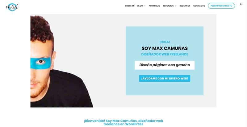 ejemplo max cf