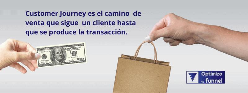 CUstomer Journey Definicion - ¿Qué es el Customer Journey y cómo crearlo para tu negocio?