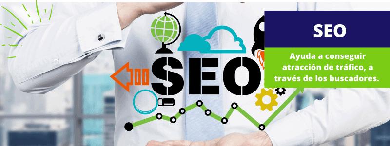 SEO - Disciplinas del marketing digital