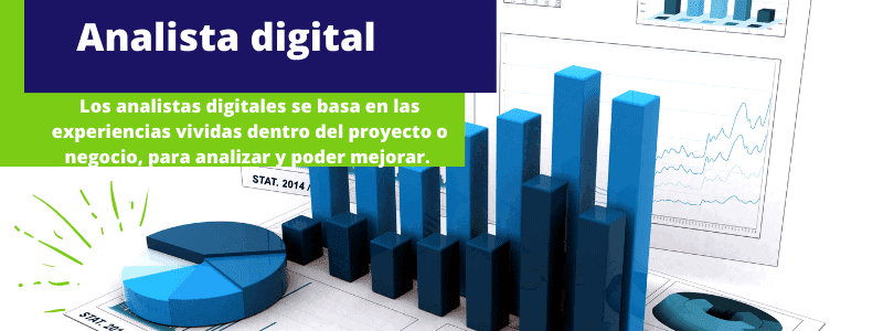 analista digital - Disciplinas del marketing digital
