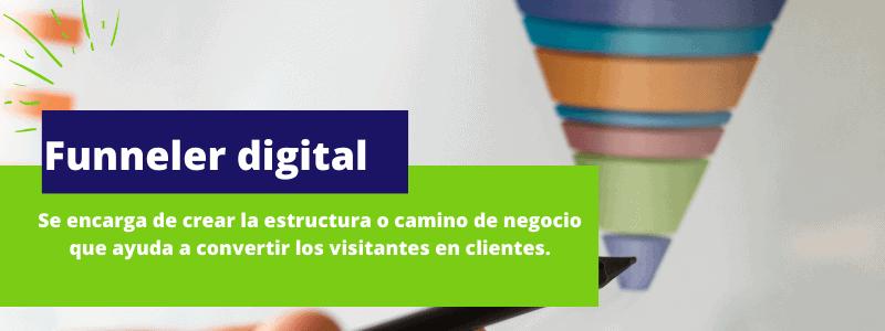 funneler - Disciplinas del marketing digital